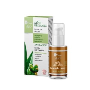 AVA Aloe Organic Anti-Aging Serum do twarzy 30 ml