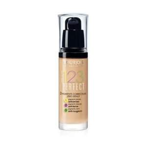 Bourjois123 Perfect Foundation Podkład 52 Vanille