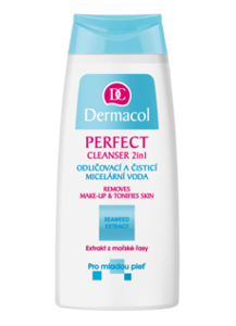 Dermacol Perfect Cleanser 2w1 Płyn micelarny 200 ml
