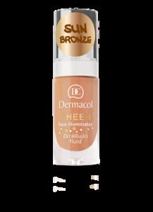 Dermacol Sheer Face Illuminator Rozświetlający podkład w płynie Sun Bronze