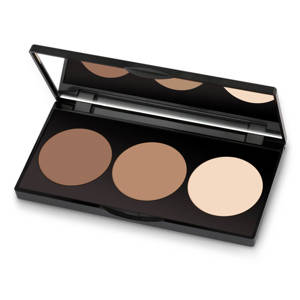 Golden Rose Contour Powder Kit Paleta do konturowania