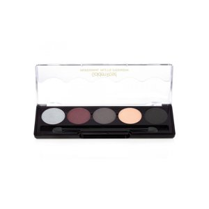 Golden Rose Professional Paleta 5 cieni do powiek 109