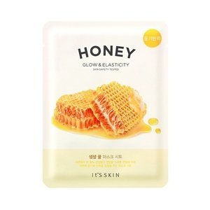 IT'S SKIN The Fresh Mask Sheet Maska do twarzy nawilżająca HONEY