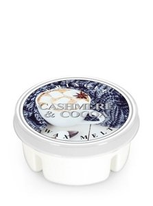 Kringle Candle WOSK zapachowy Cashmere&Cocoa