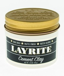 Layrite Cement Clay Pomade Pomada do włosów 113g