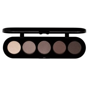 Make-up Atelier Paris Paleta 5 cieni do powiek T24 Satyna 10g