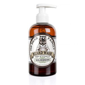 Mr Bear Family Beard Wash Wilderness Szampon do brody 250ml