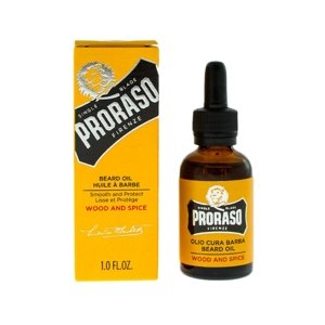 Proraso Beard Oil Wood&Spice Olejek do brody 30ml