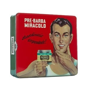 Proraso Vintage Selection Gino Zestaw do golenia