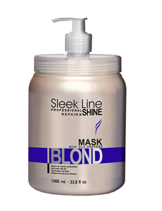 STAPIZ Maska Blond do włosów 1000ml