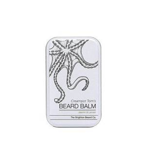 The Brighton Beard Co-Creampot Tom's Beard Balm Jasmin and Lemon Balsam do brody 60ml