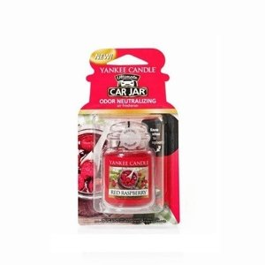 Yankee Candle Car Jar Ultimate Zapach do samochodu Red Raspberry