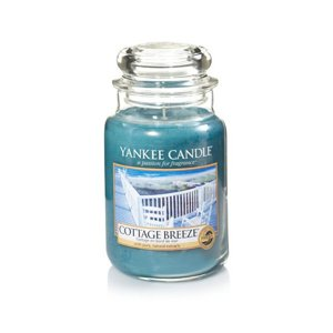 Yankee Candle ŚWIECA W SŁOIKU DUŻA Cottage Breeze
