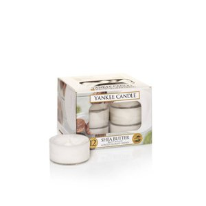 Yankee Candle TEALIGHT Shea Butter