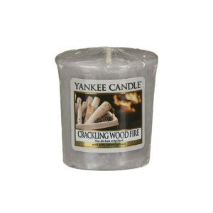 Yankee Candle świeca SAMPLER Crackling Wood Fire