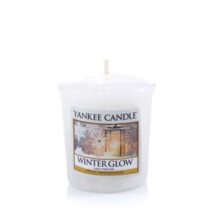 Yankee Candle świeca SAMPLER Winter Glow