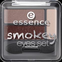 ESSENCE Smokey Eyes Paleta cieni 02 Smokey day