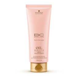 SCHWARZKOPF BC Oil miracle Rose Oil Szampon do włosów 200ml