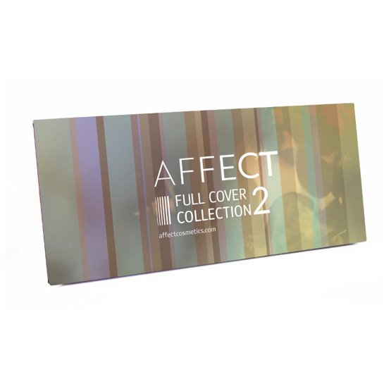 Affect Paleta kamuflaży Full Cover Collection 2