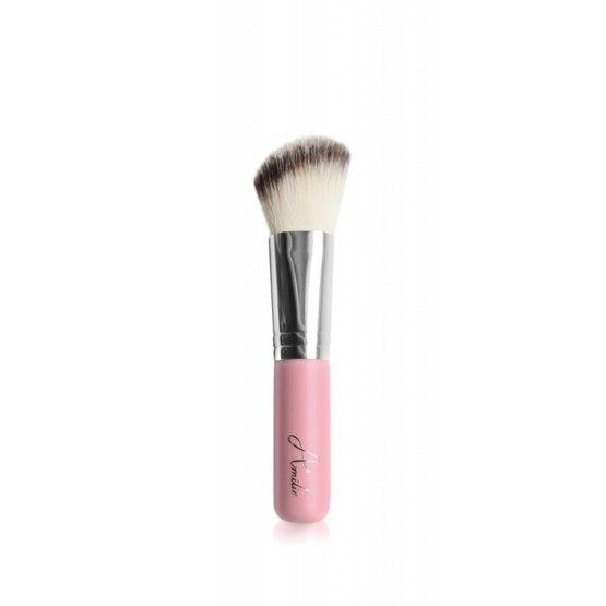 Amilie Mineral Cosmetics Pędzel do różu Angled Brush