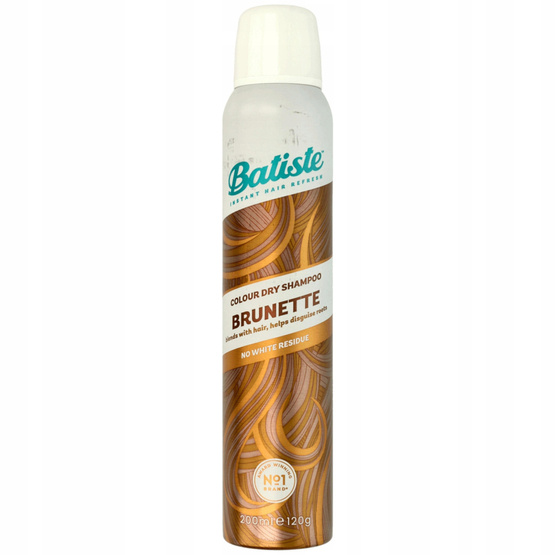 Batiste Dry Shampoo suchy szampon Beautiful Brunette 200 ml