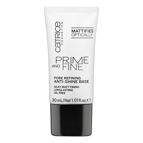 CATRICE Prime and Fine Anti-Shine Baza Matująca