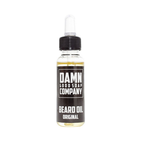 Damn Good Soap Original Dropper Olejek do brody 25ml