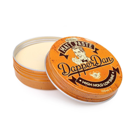 Dapper Dan Hairstyling Matt Paste Matowa pomada do włosów 100ml