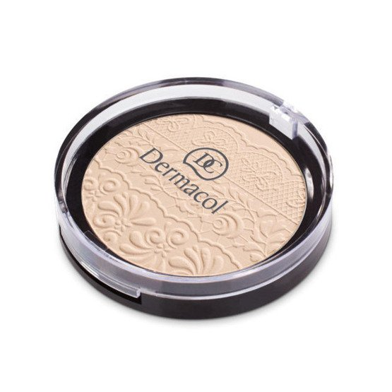 Dermacol Lace Relif Puder w kompakcie 02