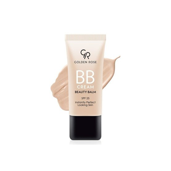 Golden Rose BB Beauty Balm No Light 01