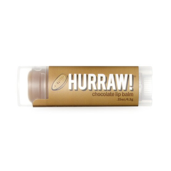Hurraw! Balsam do ust Chocolate