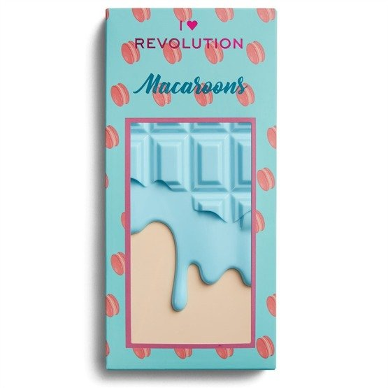 I Heart Revolution Paleta cieni Macaroons Chocolate
