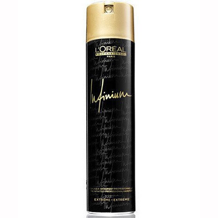 L'Oreal Expert Infinium 3 Lumiere Strong Lakier do włosów 500ml