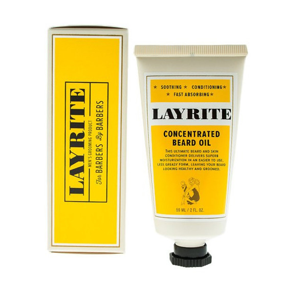 Layrite Concentrated Beard Oil Skoncentrowany olejek do brody 50ml