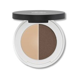 Lily Lolo Eyebrow Duo Medium - zestaw do brwi