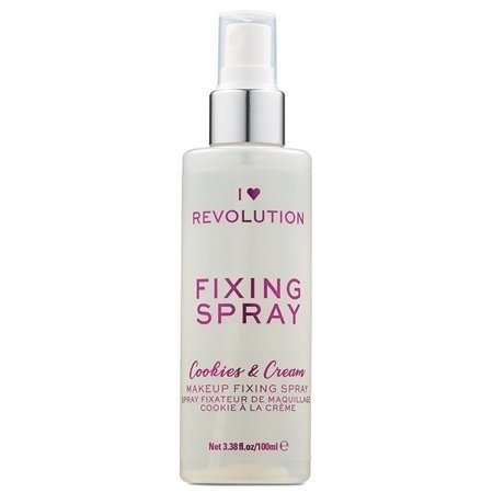 Makeup Revolution I Heart Revolution Fixing Spray COOKIES&CREAM 100ml