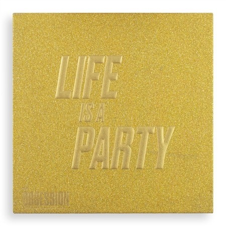 Makeup Obsession Paleta cieni Life is a Party Eyeshadow Palette