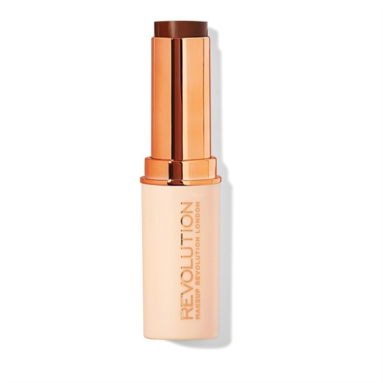 Makeup Revolution REVOLUTION Fast Base Stick Foundation - Podkład w sztyfcie F18