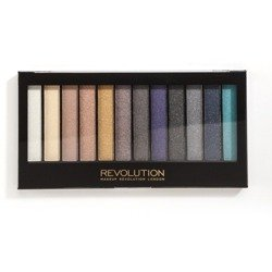 Makeup Revolution REVOLUTION Paleta cieni DAY TO NIGHT