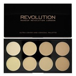 Makeup Revolution REVOLUTION Paleta korektorów LIGHT