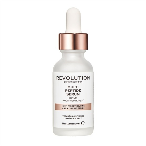 Makeup Revolution SKINCARE Multi Targeting & Firming Serum Multi Peptide Serum ujędrniające do twarzy 30ml