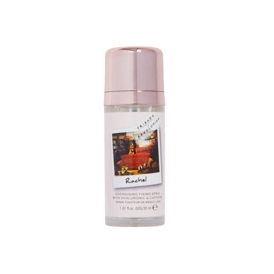 Makeup Revolution X Friends Mini Fixing Spray Rachel - spray utrwalający makijaż 30 ml