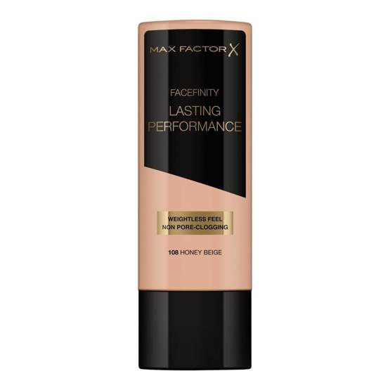 Max Factor Lasting Performance Honeyl Beige 108