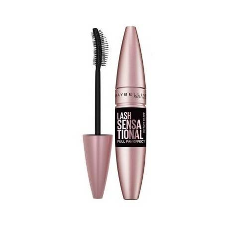 Maybelline Lash Sensational Intense Black Tusz do rzęs