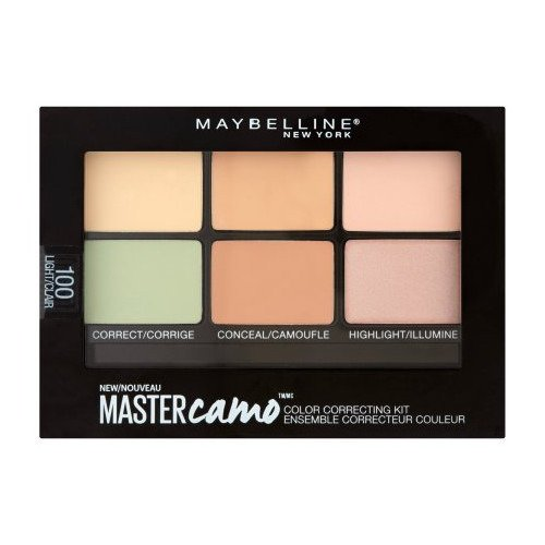 Maybelline MasterCamo Color Correcting Kit Paleta korektorów