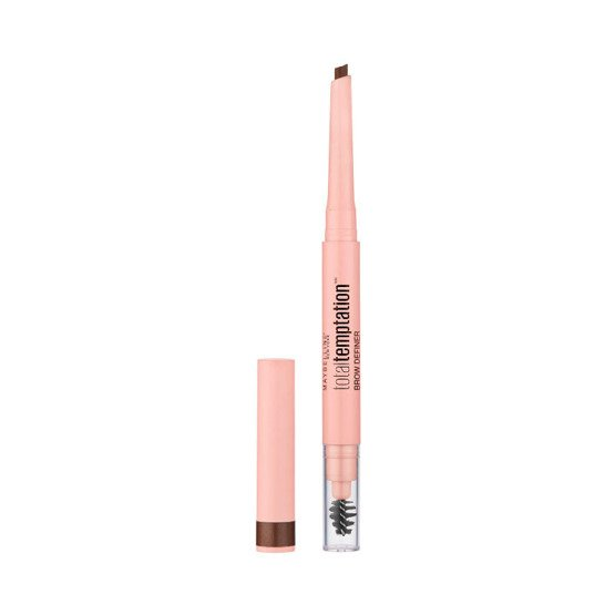Maybelline Total Temptation Brow Automatyczna kredka do brwi MEDIUM BROWN