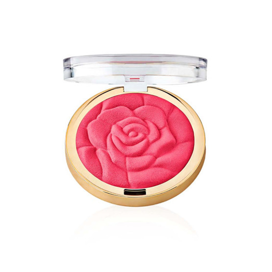 Milani ROSE POWDER BLUSH Róż do policzków 08 Tea Rose