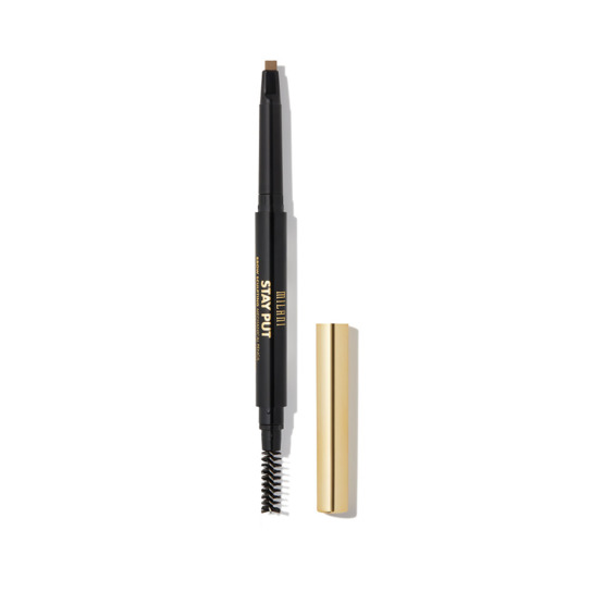 Milani STAY PUT Brow Sculpting Mechanical Pencil Dwustronna kredka do brwi 01 Taupe