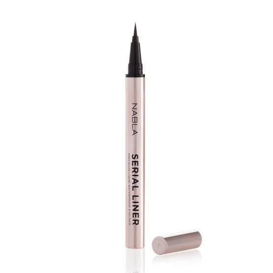 NABLA HOLIDAY COLLECTION 2018 Serial Liner Eyeliner w pisaku Black