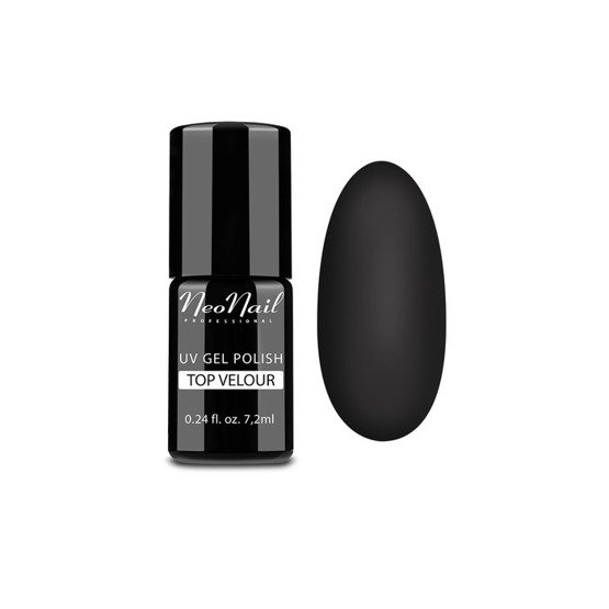 NeoNail TOP VELOUR hybrydowy 15 ml